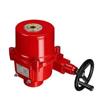 OME Series Explosion-proof Quarter-Turn Electric Actuators