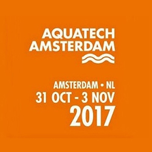 SunYeh instroduces new products in Aquatech Amsterdam 2017