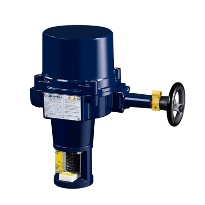 L500 Model of Explosion Proof Linear Electric Actuator