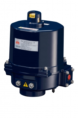 CM500 Model of CM Part Turn Electric Valve Actuator