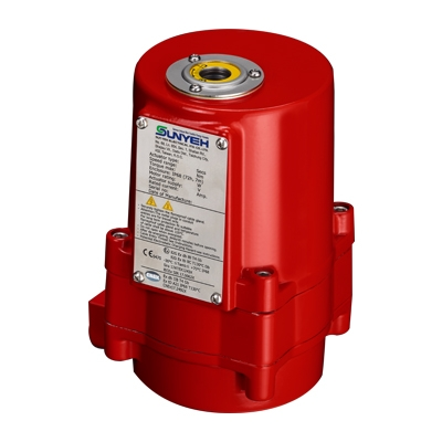 OME-1 Model of Explosion-proof Quarter-Turn Electric Actuators
