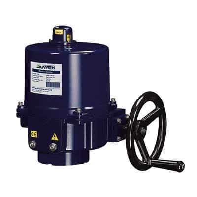 OM-H electric valve actuator