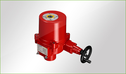 OM Quarter Turn Electric Actuator