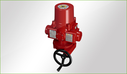 SE Series Explosion-Proof Spring Return Fail-Safe Electric Actuators
