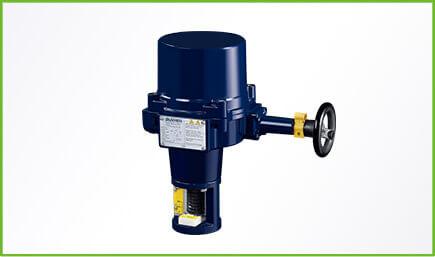 OM Quarter Turn Electric Actuator