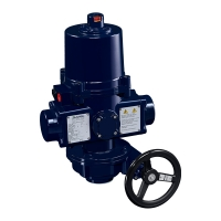 S500 Model of S Spring Return Fail-safe Electric Valve Actuator