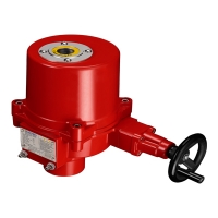 OME-3 Model of Explosion-proof Quarter Turn Electric Actuator