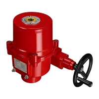 OME-6 Model of Explosion-proof Quarter-Turn Electric Actuators