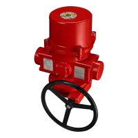 SE-1300 Model of Explosion-proof Spring Return Fail-safe Electric Actuators